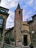Il tempio valdese di Verona